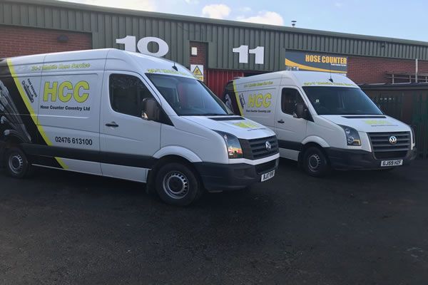 Hose Counter Coventry – Hydraulic Ram & Gear Repairs Coventry